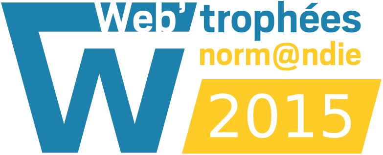 Webtrophées 2015: STUDI DOM sur le podium